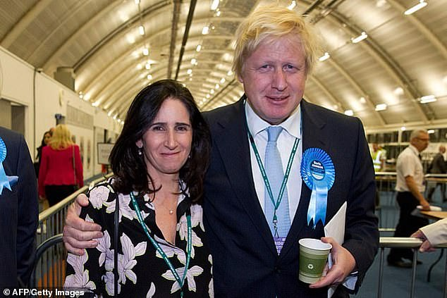 Last month, a family court granted Marina Wheeler, a human rights barrister, permission to apply for a decree absolute to end her 27-year marriage to Mr Johnson