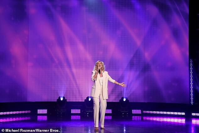 Last week she was invited to sing on The Ellen DeGeneres Show, and sat down for a chat with the TV presenter