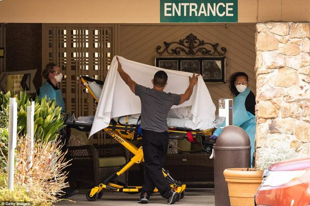 The coronavirus death toll in the U.S. has now climbed to six.Five of the six deaths have been linked to the LifeCare (above) long-term aged care facility in Kirkland just outside Seattle in Washington state