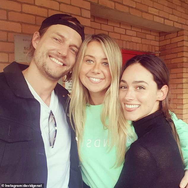'Everything was activated on the island!' Fellow Survivor star Sarah Tilleke (right) claimed that the show has the opposite effect on women