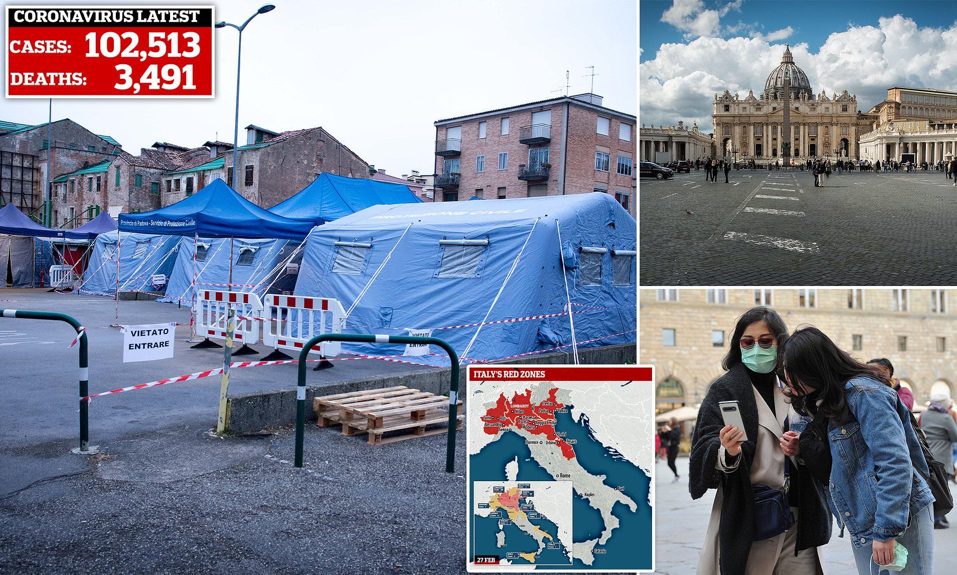 Italy recruits retired doctors to battle coronavirus crisis ...