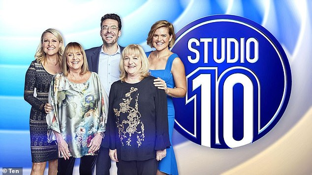 Here to stay? Network Ten has officially denied reports Studio 10 is facing the axe