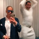 Jennifer Lopez and Alex Rodriguez do the Flip the Switch Challenge in hilarious video