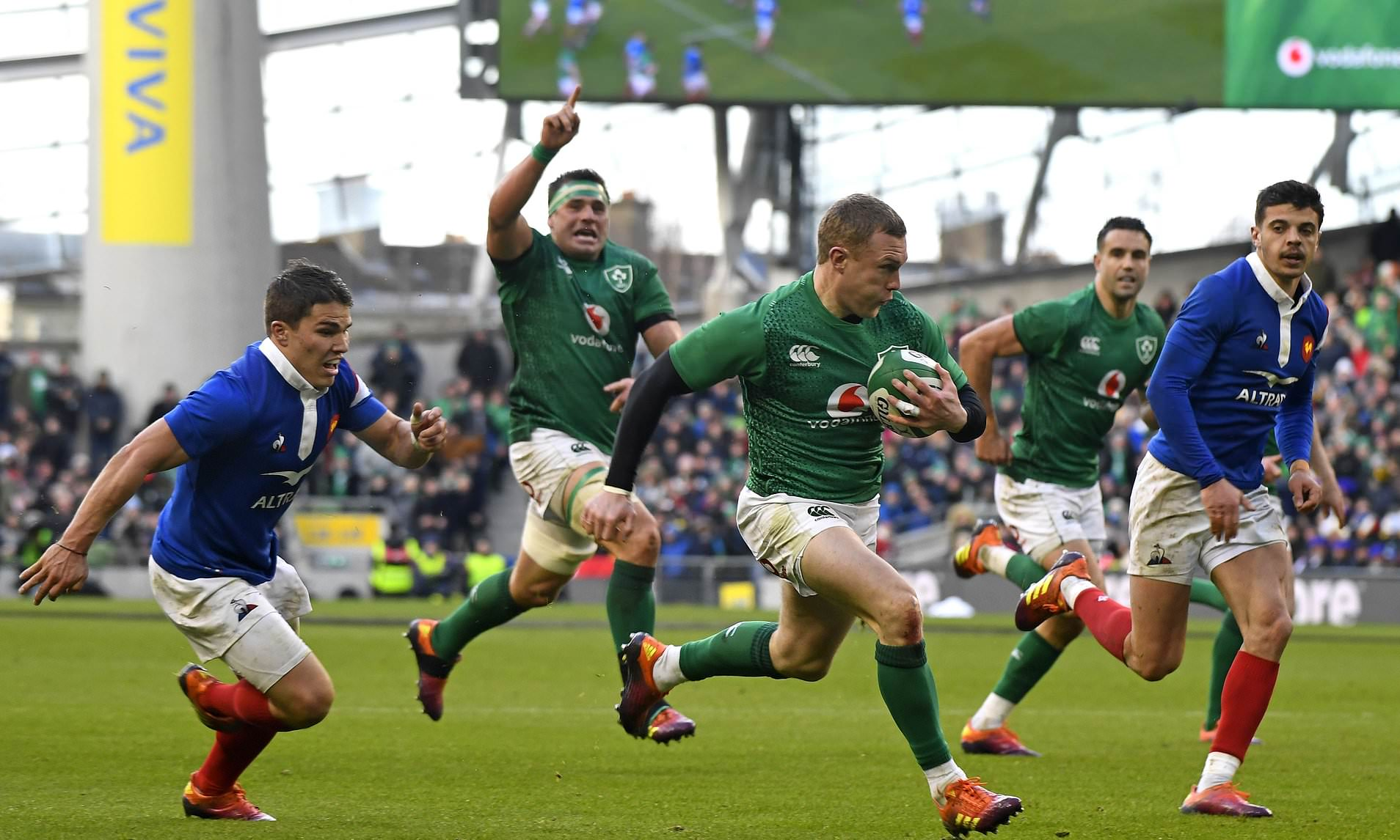 France v Ireland is AXED as Six Nations loses a third game over ...