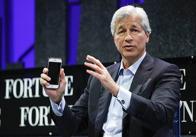 JPMorgan Chase chairman and CEO Jamie Dimon was also mentioned as a potential Treasury pick