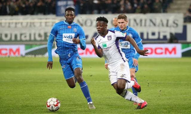 Liverpool are 'still keeping tabs on Anderlecht teenager Jeremy Doku' |  Daily Mail Online