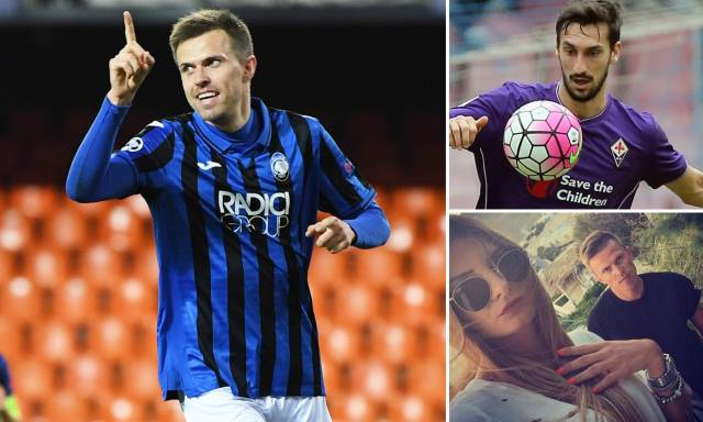 Josip Ilicic considered retirement but now he's leading Atalanta's ...