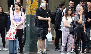 At least 31,000 Chinese students arrive in Australia despite a ...