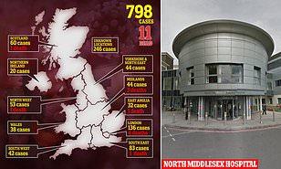 Newborn baby in London becomes youngest coronavirus victim in the ...