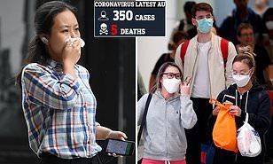 Australian coronavirus cases surge to 350 as states across the ...