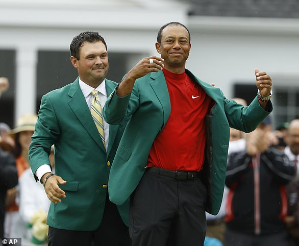 The Masters has been postponed for the first time since the Second World War
