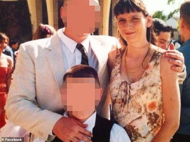 Albert Tonks, 50, and Pamela Dickinson (pictured), 45, also suffered bullet wounds but escaped with non-life threatening injuries