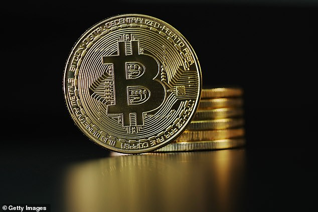 The price of Bitcoin spiked overnight on Thursday, rising 23 percent in 24 hours, before dropping again on Friday as U.S. stocks also plunged