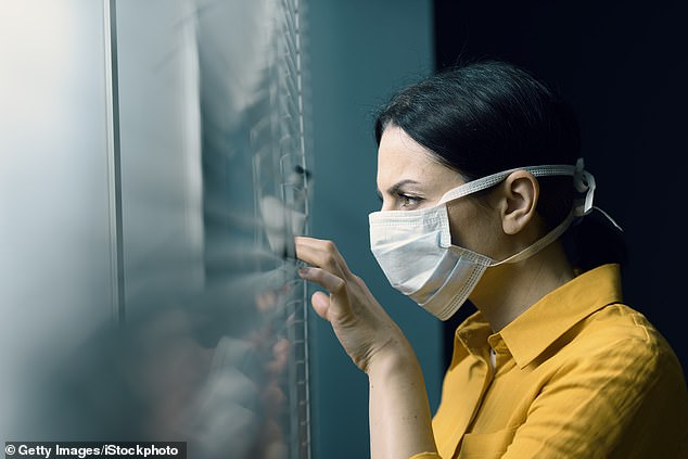 Britons facing a long period of isolation as a result of the coronavirus pandemic need to take care of their mental heath