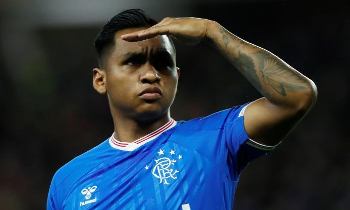 Atletico Madrid 'set to make shock move for Rangers striker ...