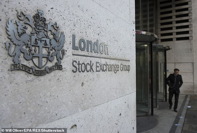 The FTSE 100 has slumped back to a daily loss of four per cent despite a lunchtime spike following desperate measures by the US and Germany