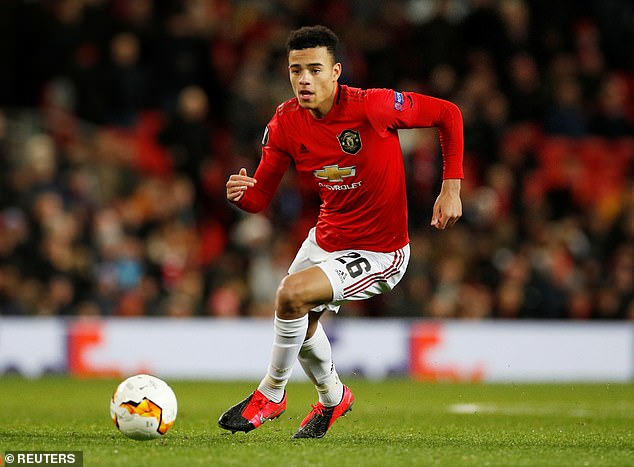 Manchester United striker Mason Greenwood has become one of the top 10 most valuable boys