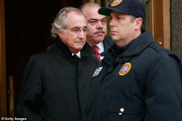Bernie Madoff, who served 150 years in prison, has terminal kidney disease. Capturing the coronavirus could be fatal for someone with their condition and age