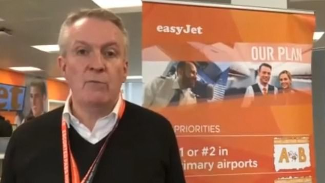 Bellew apologised for the video (pictured)- which was posted on February 27- and said 'the language used to describe the pandemic was insensitive and inappropriate'
