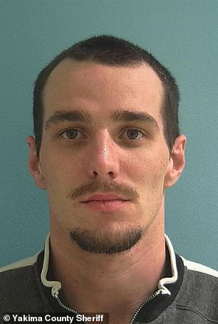 Andrew Derrick Wolfley, 26, from Union Gap