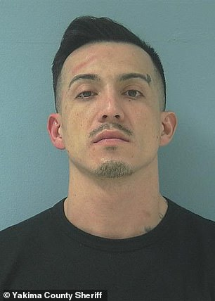 Fernando Gustavo Casteneda-Sandoval, 31, from Yakima