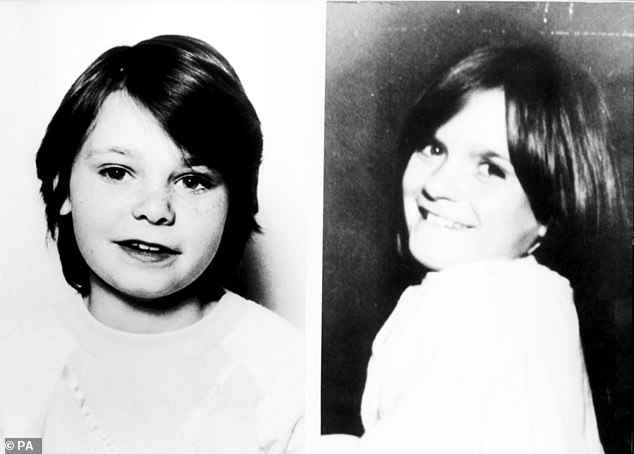 Karen Hadaway (left) and Nicola Fellows (right) were found dead in woodland in Brighton, East Sussex
