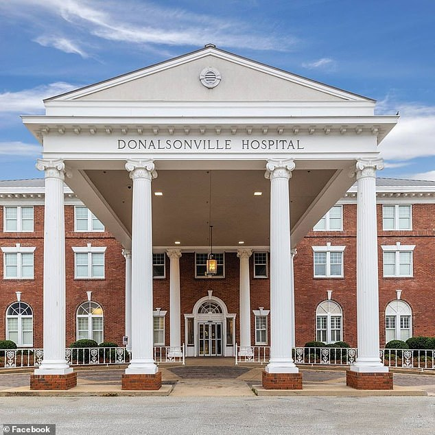 So far, five patients at Donalsonville Hospital in Georgia have tested positive for coronavirus and two of them have been isolated