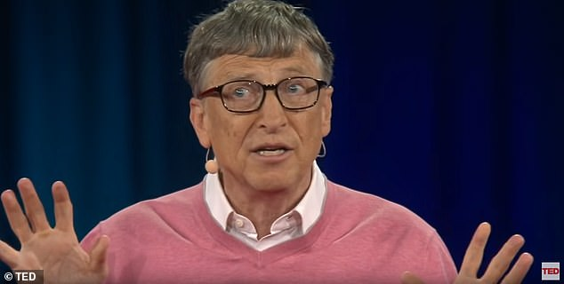 Bill Gates said six to ten weeks of total isolation is the best case scenario for the United States, warning you cannot return to normal too soon and 'then ignore the pile of bodies in the corner'