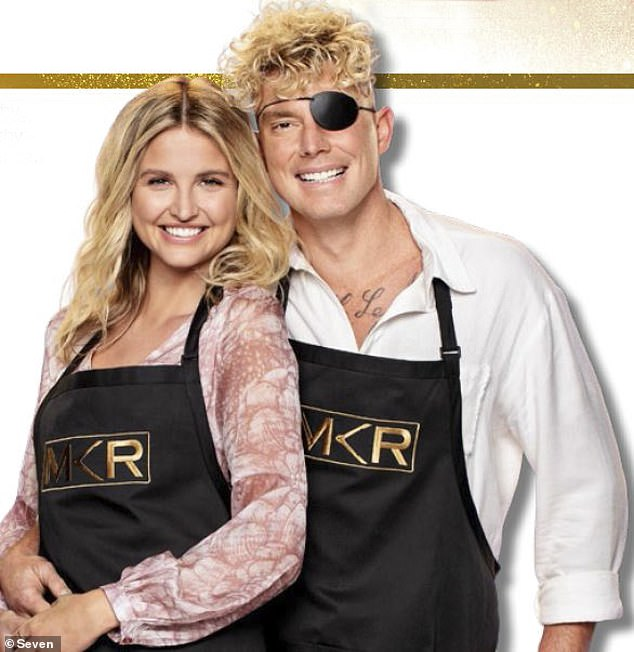 Remember them? The hipster lovebirds appeared on the tenth season of Seven's My Kitchen Rules in 2019