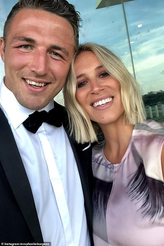 Over:In October, The Sunday Telegraph reported that Phoebe and Sam had broken up for a second time after initially splitting in December