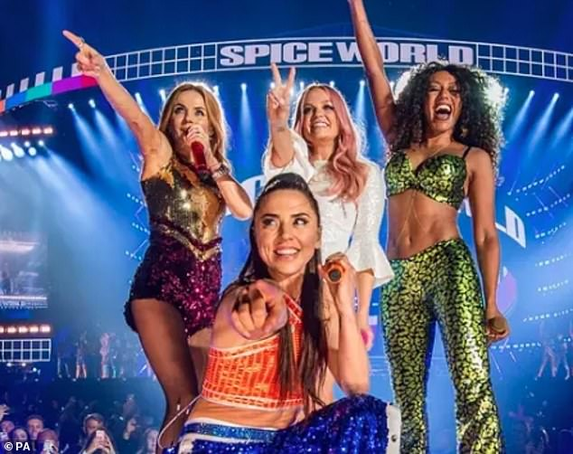 Success! The SpiceWorld 2019 tour sold out packed stadiums over the summer and earned a reported £66 million
