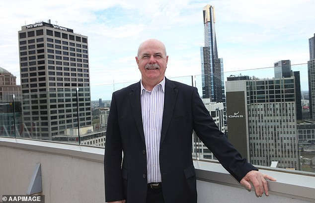 AFL legend Leigh Matthews (pictured) said he's lost 'all respect' toward the players as he calls for a further pay cut for the players as the coaches did