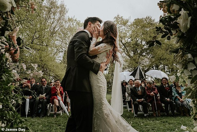 James shared his advice for engaged couples and photographers during this time, explaining that the most important thing is to be flexible and consider different dates