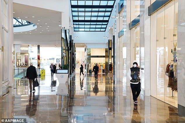 Shopping centres could be forced to close under level three restrictions