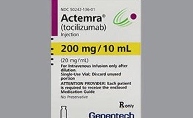 Promising Arthritis Drug Being Used To Treat Coronavirus