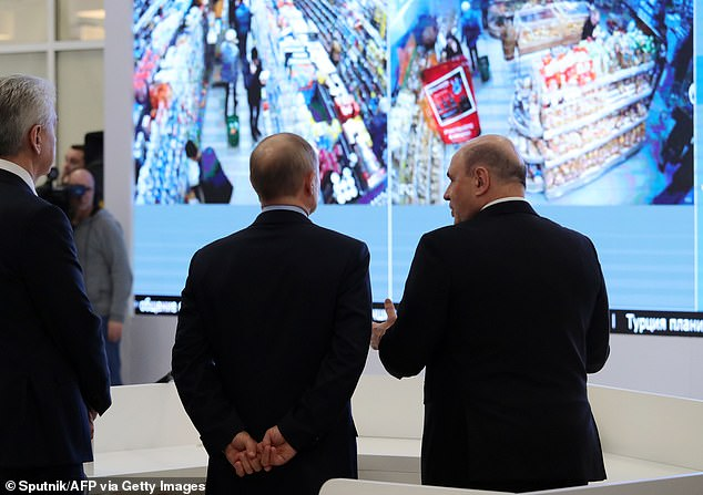 Russia has deployed a network of 100,000 security camera equipped with facial recognition software in Moscow to track people violating self-isolation rules