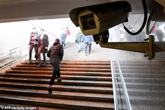 The cameras are fed images of people who should be isolating and report them to a coronavirus command centre if they are spotted outside