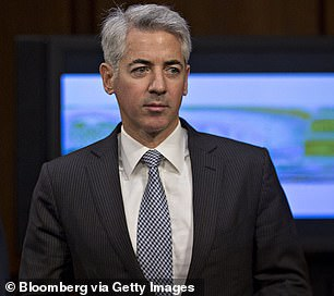 Bill Ackman (photo) co-founded another company, Gotham Partners, before starting Pershing Square Capital Management in 2004