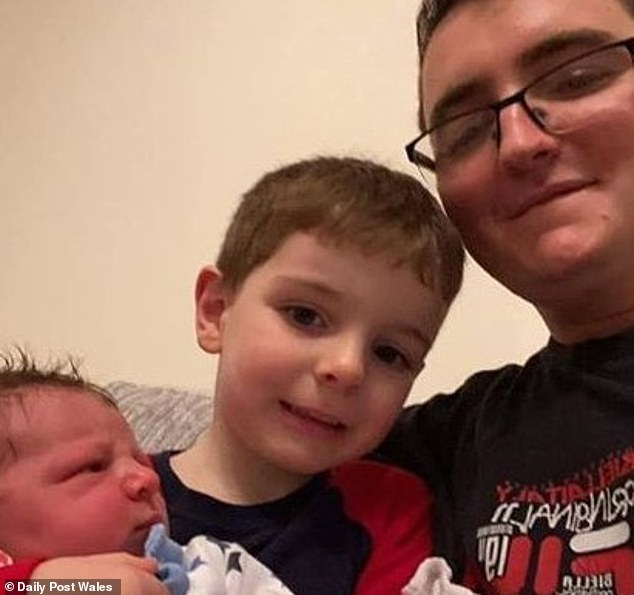 Thomas's heartbroken mother said she had not even been able to hug family members in their grief because they were observing social distancing.