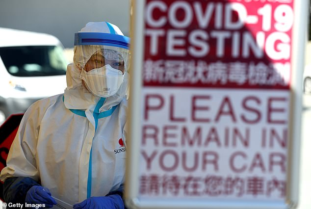Medical staff have reported that hospitals resemble a 'war zone' after the coronavirus pandemic swarmed hospitals with patients and diminished medical supplies