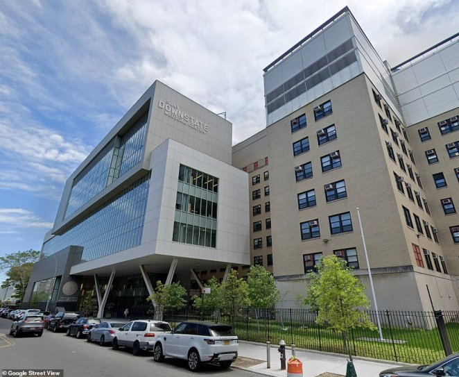SUNY Downstate Medical Center in Brooklyn will now only treat coronavirus patients