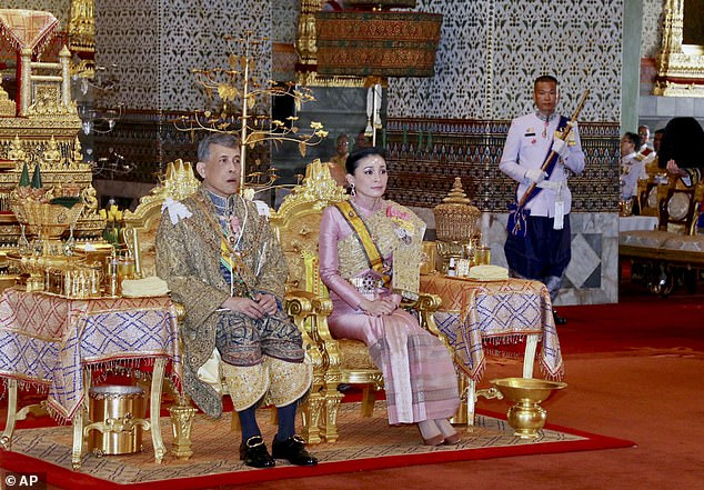 King of Thailand self-isolates from coronavirus