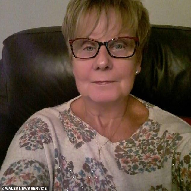 Ms Williams (pictured) was found 'unconscious and unresponsive' at the property and died later in hospital of suspected head injuries