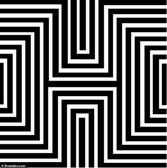 Do you see some squares or rectangles? This is nothing more than a bunch of lines going in every which direction, but the way our mind interprets these lines are totally different!
