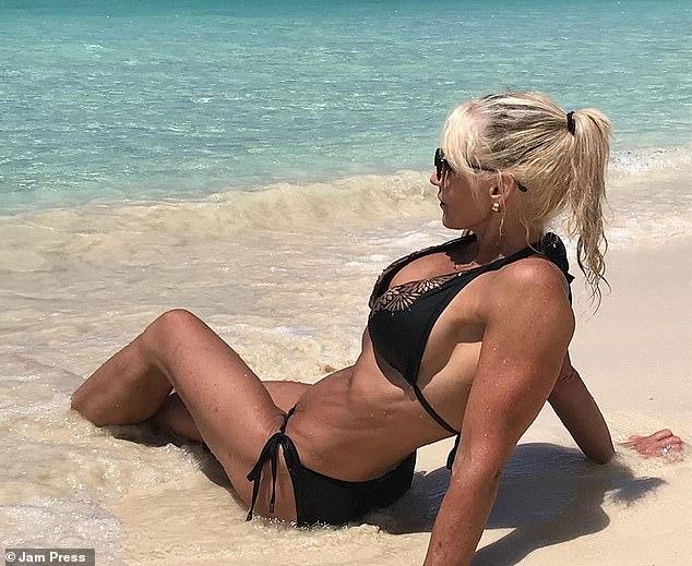 Nude granny beach