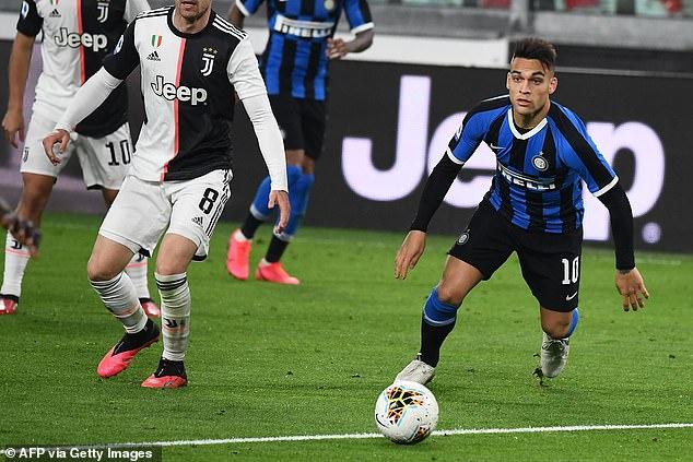 Barcelona have also made Inter Milan strikerLautaro Martinez a priority signing this summer