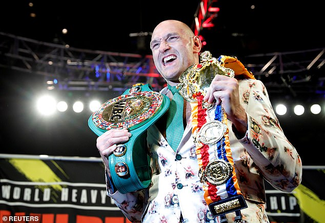 Miller believes he is the best heavyweight in the world and that he would beat the likes of Tyson Fury