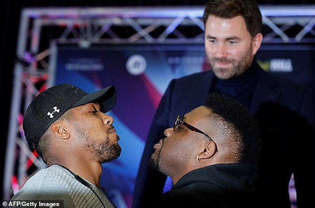 Joshua and Miller were to fight on June 1, 2019 before the latter's six-month drug ban