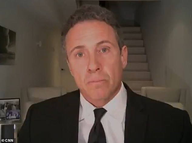 Dedicated: Cuomo anchored its CNN show, Cuomo Prime Time, from its basement