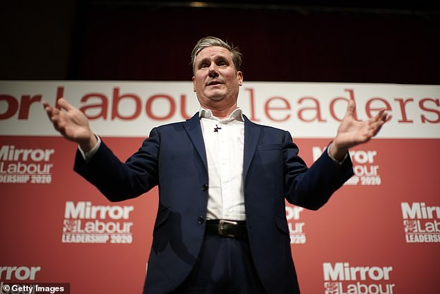 Sir Keir Starmer, the moderate shadow Brexit secretary, is widely expected to replace him in a stripped-back leadership announcement on Saturday morning